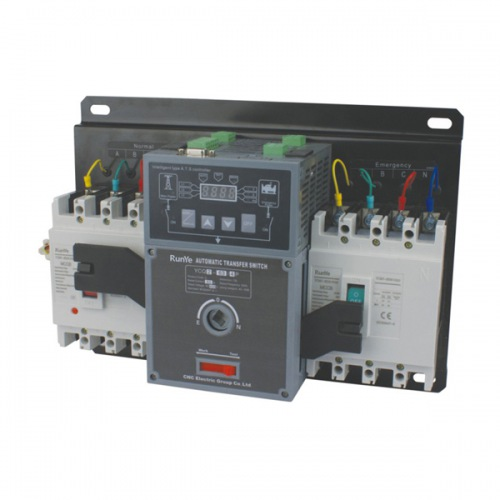 YCQ2 Dual-power Automatic Transfer Switch