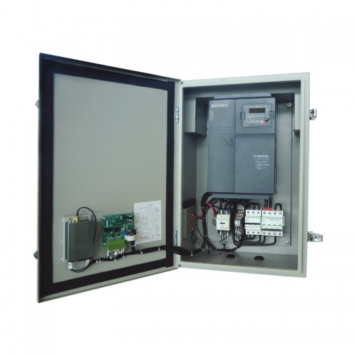 IST203 Series IP54 0.75KW-30KW three phase 380V Solar Water Pump Controller