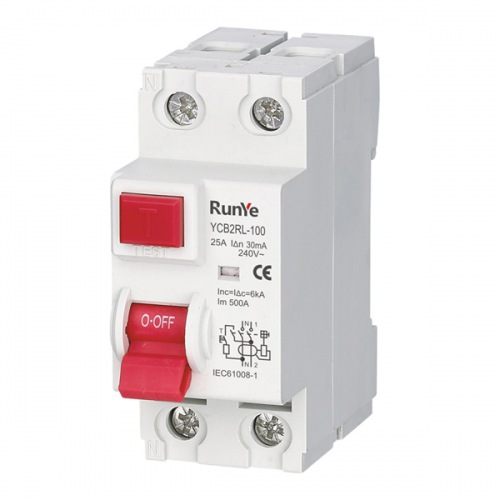YCB2RL-100 Residual Current Circuit Breaker