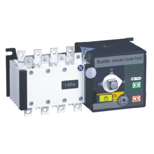 YCS1 Dual-power Automatic Transfer Switch