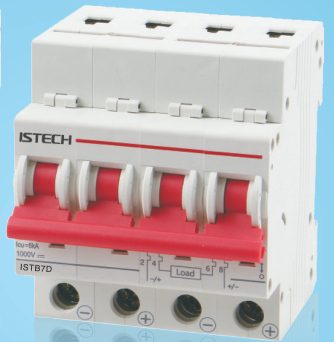 YCB7-63 DC Series Mini Circuit Breaker